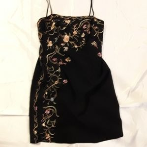 Maggy London Black Party Dress